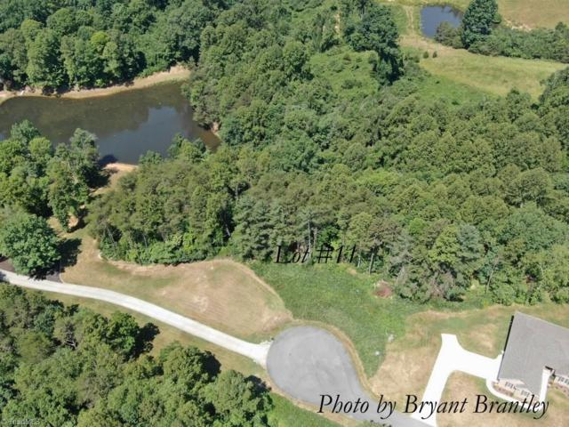 11 Oriole Way, Pilot Mountain, NC 27041 (MLS #934879) :: RE/MAX Impact Realty