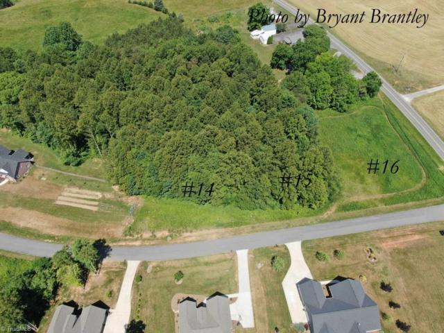 14 Oriole Way, Pilot Mountain, NC 27041 (MLS #934880) :: RE/MAX Impact Realty
