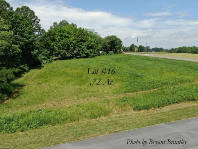 16 Oriole Way, Pilot Mountain, NC 27041 (MLS #934884) :: RE/MAX Impact Realty