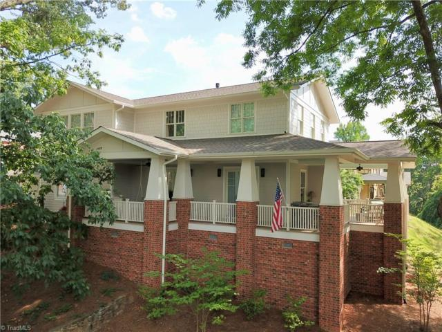 292 Glade View Court, Winston Salem, NC 27101 (MLS #934907) :: RE/MAX Impact Realty