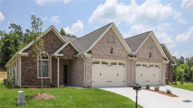 1932 Whisper Lake Drive B, Whitsett, NC 27377 (MLS #934914) :: Ward & Ward Properties, LLC