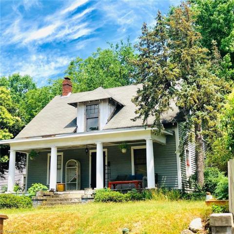 604 Guilford Avenue, Greensboro, NC 27401 (MLS #934933) :: Berkshire Hathaway HomeServices Carolinas Realty