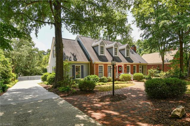 3307 Wedgewood Place, Greensboro, NC 27403 (MLS #935115) :: Berkshire Hathaway HomeServices Carolinas Realty