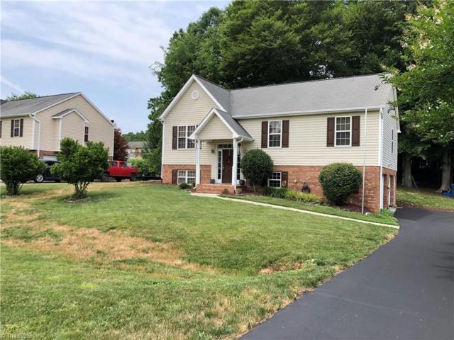 140 Ash Drive, Mocksville, NC 27028 (MLS #935193) :: Berkshire Hathaway HomeServices Carolinas Realty