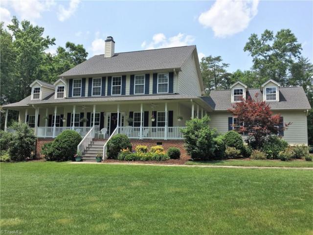 7009 Claren Oaks Court, Gibsonville, NC 27249 (MLS #935267) :: Kristi Idol with RE/MAX Preferred Properties