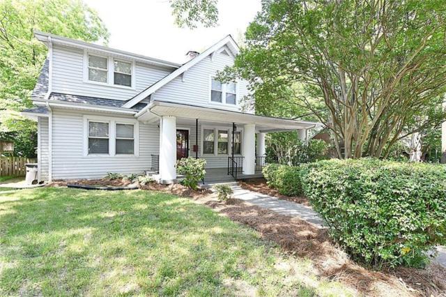 203 Gloria Avenue, Winston Salem, NC 27127 (MLS #935299) :: Ward & Ward Properties, LLC