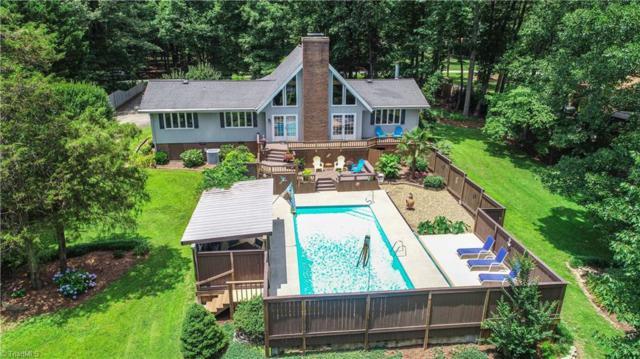 6207 Oak Bur Court, Pleasant Garden, NC 27313 (MLS #935366) :: Lewis & Clark, Realtors®