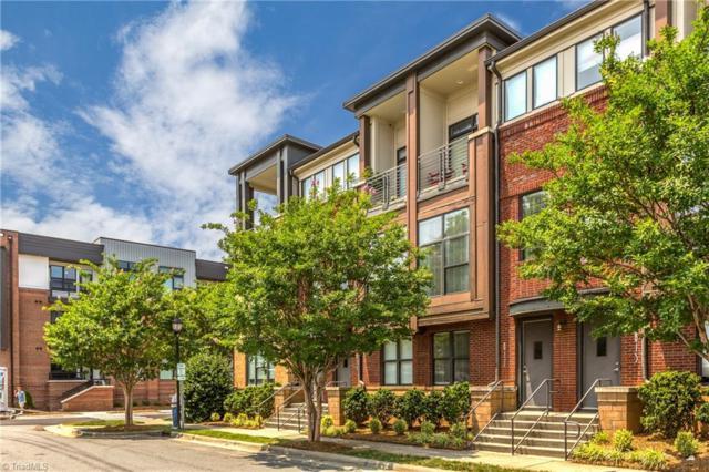 817 Holly Avenue, Winston Salem, NC 27101 (MLS #935453) :: Kristi Idol with RE/MAX Preferred Properties