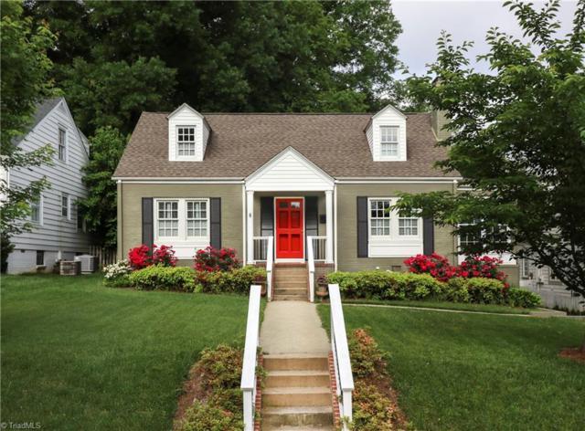 1219 Hill Street, Greensboro, NC 27408 (MLS #935515) :: Berkshire Hathaway HomeServices Carolinas Realty