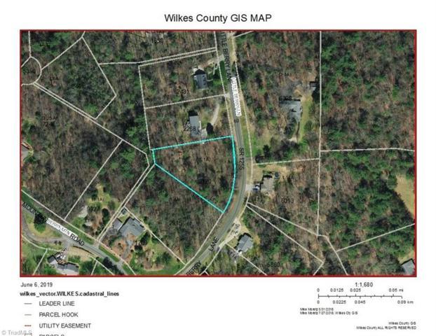 0 Little Berry Lane, Wilkesboro, NC 28697 (MLS #935613) :: Kristi Idol with RE/MAX Preferred Properties