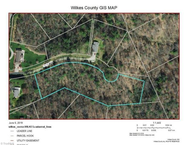 0 Payne Avenue, Wilkesboro, NC 28697 (MLS #935622) :: Kristi Idol with RE/MAX Preferred Properties