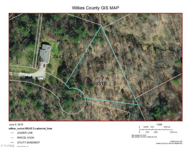 0 Payne Avenue, Wilkesboro, NC 28697 (MLS #935625) :: Kristi Idol with RE/MAX Preferred Properties