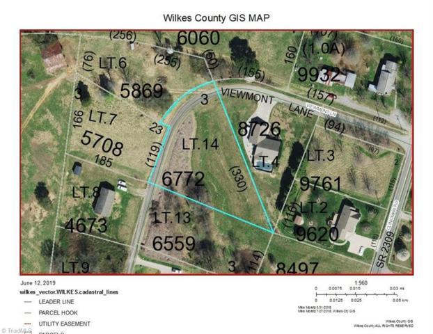 0 Viewmont Lane, Ronda, NC 28670 (MLS #935694) :: Ward & Ward Properties, LLC