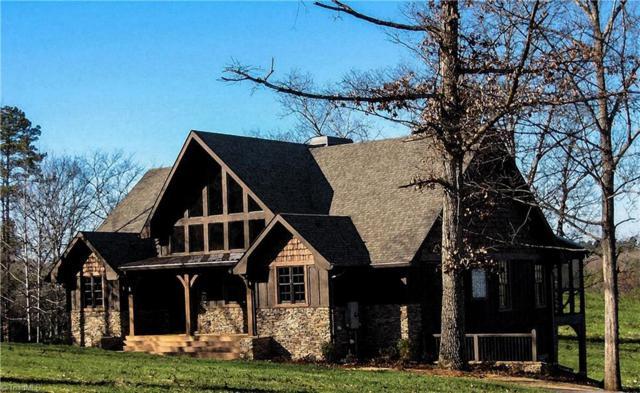 Cielo Ridge Way 18C, Purlear, NC 28665 (MLS #935706) :: Berkshire Hathaway HomeServices Carolinas Realty