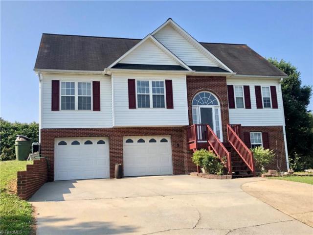 371 Sunset Ridge Lane, Lexington, NC 27295 (MLS #935713) :: Berkshire Hathaway HomeServices Carolinas Realty