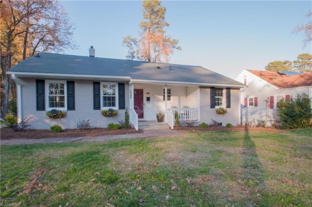 1348 Seminole Drive, Greensboro, NC 27408 (MLS #935806) :: HergGroup Carolinas   Keller Williams