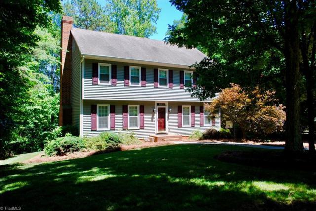 333 Riverwood Drive, Lewisville, NC 27023 (MLS #936070) :: Kristi Idol with RE/MAX Preferred Properties