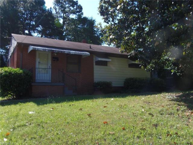 1409 Lincoln Street, Greensboro, NC 27401 (MLS #936204) :: Berkshire Hathaway HomeServices Carolinas Realty