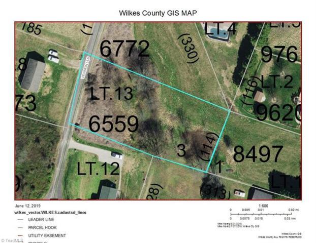 0 Viewmont Lane, Ronda, NC 28670 (MLS #936295) :: Ward & Ward Properties, LLC