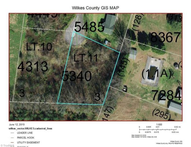0 Viewmont Lane, Ronda, NC 28670 (MLS #936310) :: Ward & Ward Properties, LLC