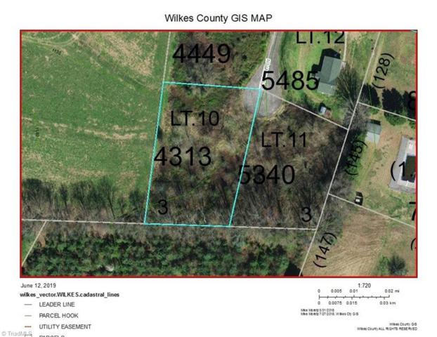 0 Viewmont Lane, Ronda, NC 28670 (MLS #936318) :: Ward & Ward Properties, LLC