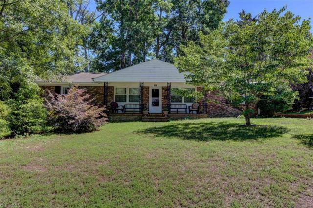 3801 Pershing Court, Greensboro, NC 27408 (MLS #936399) :: Berkshire Hathaway HomeServices Carolinas Realty
