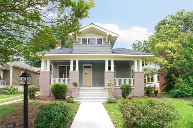 507 Park Avenue, Greensboro, NC 27405 (MLS #936425) :: Berkshire Hathaway HomeServices Carolinas Realty