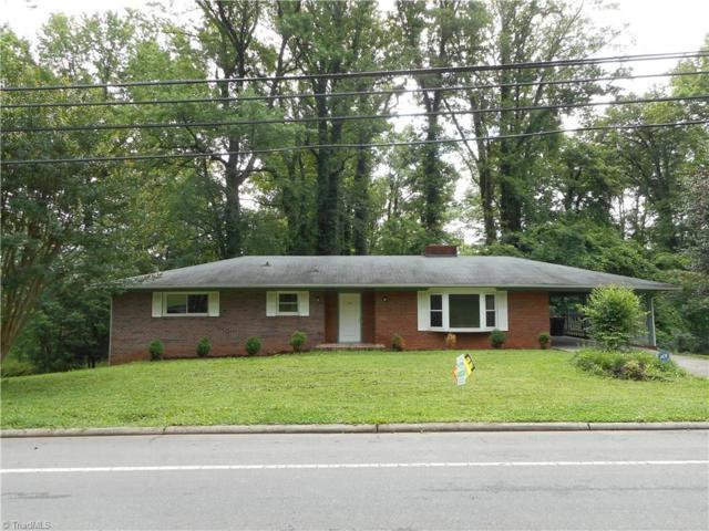 25 Hillside Drive, Lexington, NC 27295 (MLS #936450) :: Lewis & Clark, Realtors®