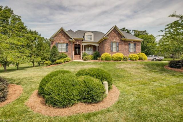 5505 Ivors Lane, Pfafftown, NC 27040 (MLS #936613) :: Kim Diop Realty Group