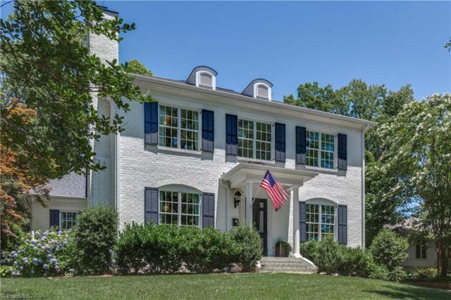 510 Woodland Drive, Greensboro, NC 27408 (MLS #936737) :: Lewis & Clark, Realtors®