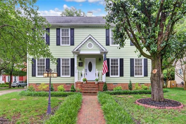 3920 Pondfield Court, Greensboro, NC 27410 (MLS #936748) :: Berkshire Hathaway HomeServices Carolinas Realty