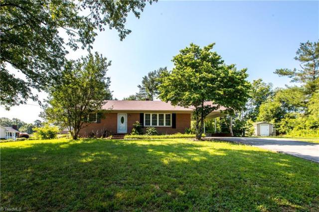 160 Reedy Creek School Drive, Lexington, NC 27295 (MLS #936770) :: Lewis & Clark, Realtors®