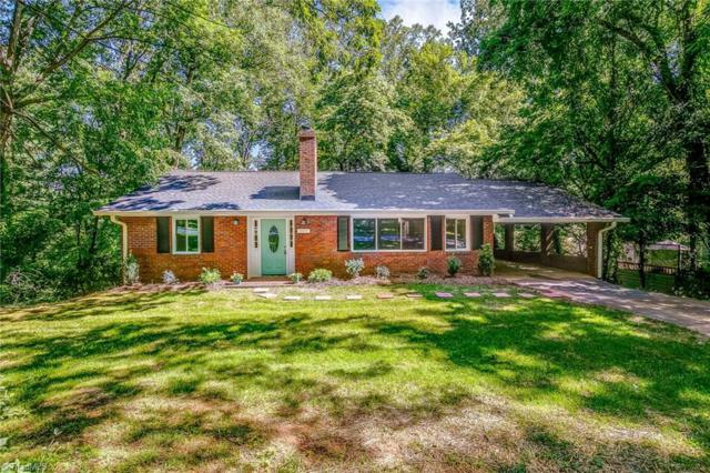 4215 Bower Lane, Winston Salem, NC 27104 (MLS #936937) :: NextHome Realty 55 Partners