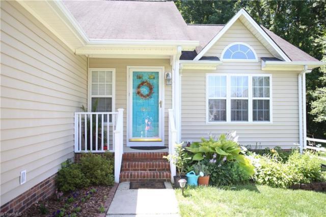 4805 Silver Creek Drive, Greensboro, NC 27410 (MLS #937063) :: Berkshire Hathaway HomeServices Carolinas Realty