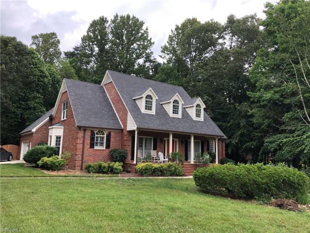 5910 Tamannary Drive, Greensboro, NC 27455 (MLS #938182) :: Berkshire Hathaway HomeServices Carolinas Realty