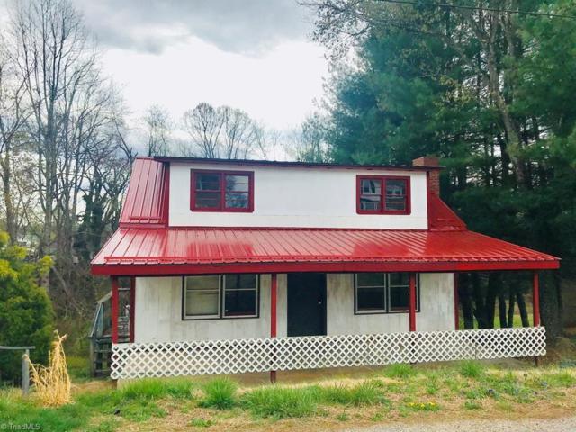 171 Fairplains Ridge Road, North Wilkesboro, NC 28659 (MLS #938200) :: Kristi Idol with RE/MAX Preferred Properties