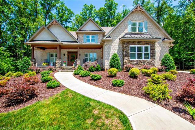 9571 Wildflower Woods Way, Lewisville, NC 27023 (MLS #938287) :: Kristi Idol with RE/MAX Preferred Properties