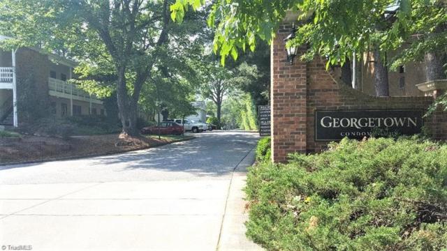 2810 Carriage Drive A, Winston Salem, NC 27106 (MLS #938396) :: Berkshire Hathaway HomeServices Carolinas Realty