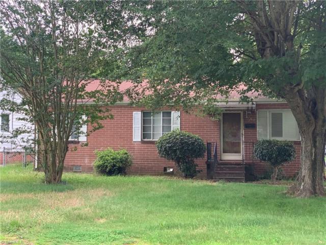 583 Kinard Drive, Winston Salem, NC 27101 (MLS #938439) :: Kristi Idol with RE/MAX Preferred Properties