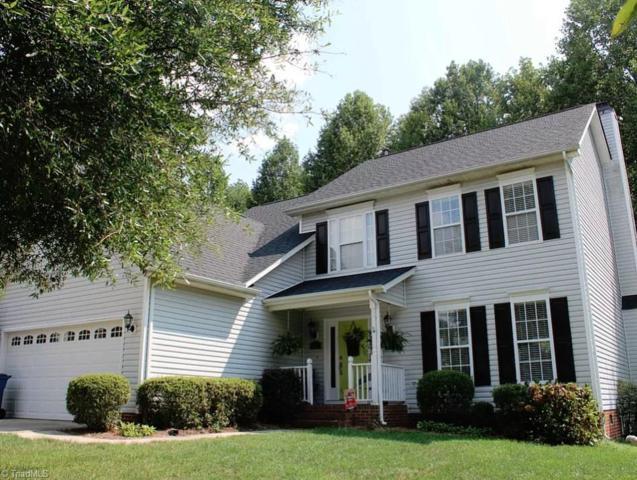 6607 Woodmont Court, Jamestown, NC 27282 (MLS #938562) :: Berkshire Hathaway HomeServices Carolinas Realty