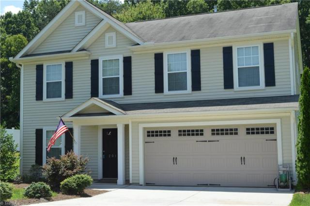 201 Pilot Bluff Drive, King, NC 27021 (MLS #938580) :: RE/MAX Impact Realty