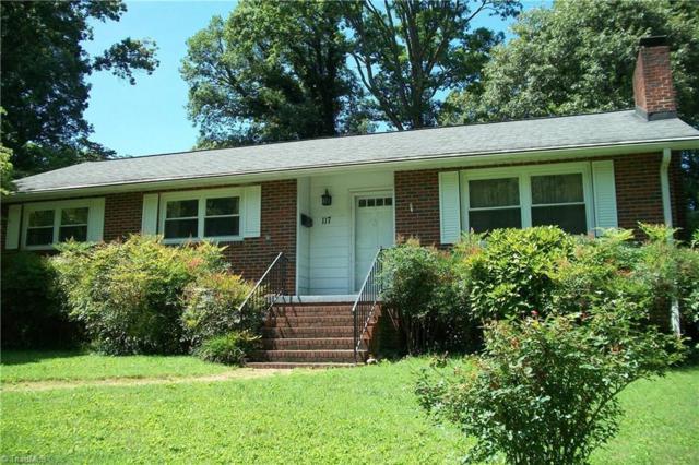 117 Marian Lane, Winston Salem, NC 27104 (MLS #938581) :: Kristi Idol with RE/MAX Preferred Properties