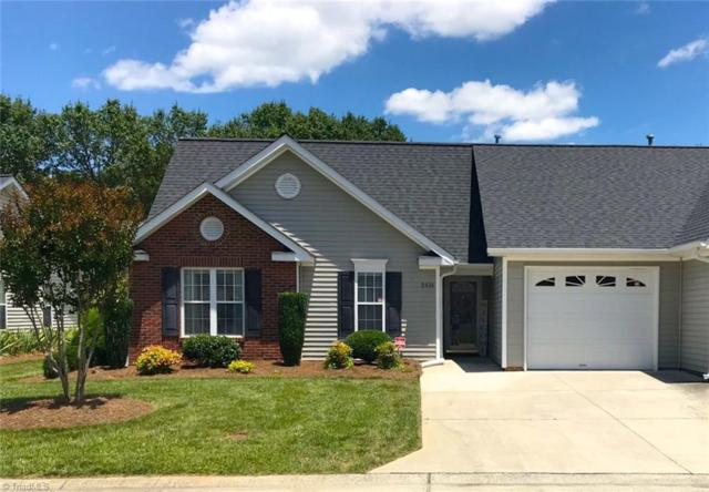 2416 Wynbrook Square Court, Winston Salem, NC 27103 (MLS #938591) :: Kristi Idol with RE/MAX Preferred Properties