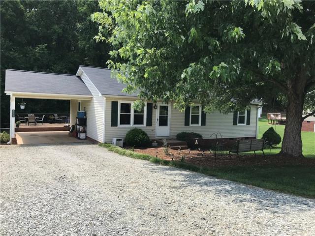 158 Hunter Creek Road, Lexington, NC 27292 (MLS #938644) :: Kristi Idol with RE/MAX Preferred Properties
