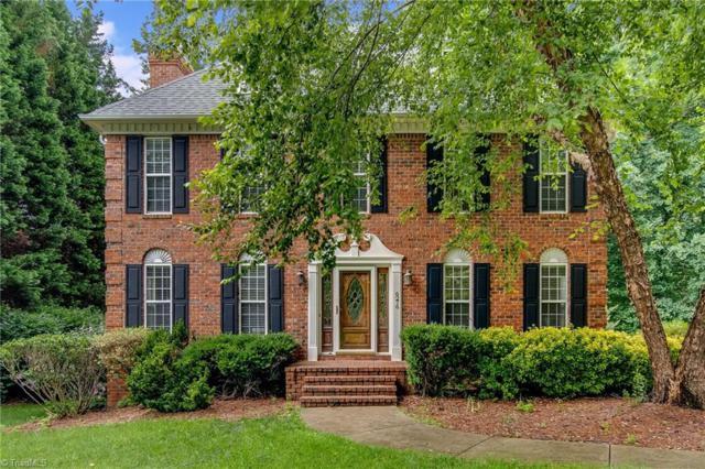 6276 Selwyck Lane, Kernersville, NC 27284 (MLS #938679) :: Kristi Idol with RE/MAX Preferred Properties