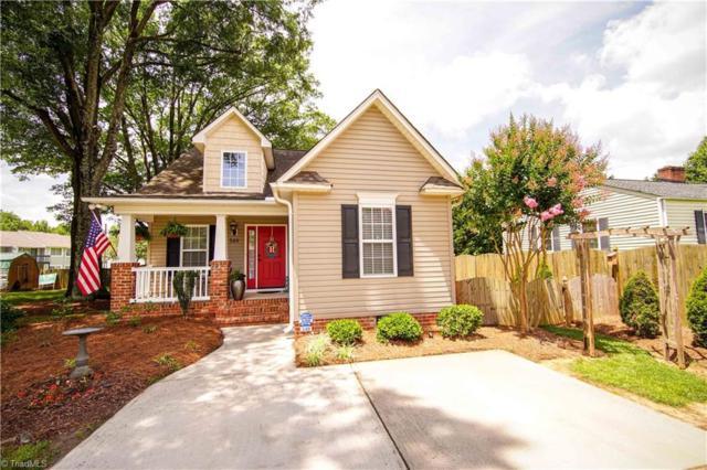 549 Dobson Street, Kernersville, NC 27284 (MLS #938689) :: HergGroup Carolinas | Keller Williams