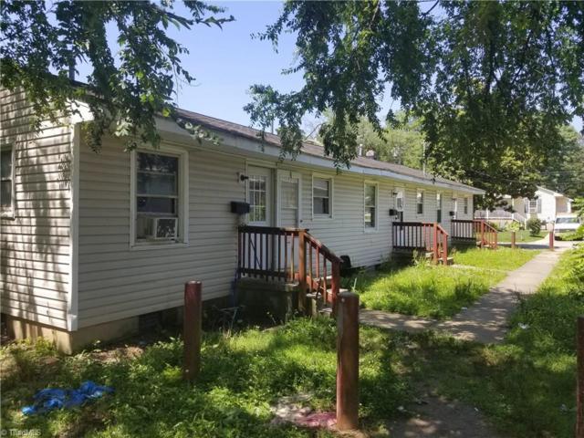 301 Gant Street, Greensboro, NC 27401 (MLS #938771) :: Kristi Idol with RE/MAX Preferred Properties