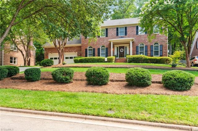 3719 Sage Drive, Greensboro, NC 27410 (MLS #938819) :: Kim Diop Realty Group