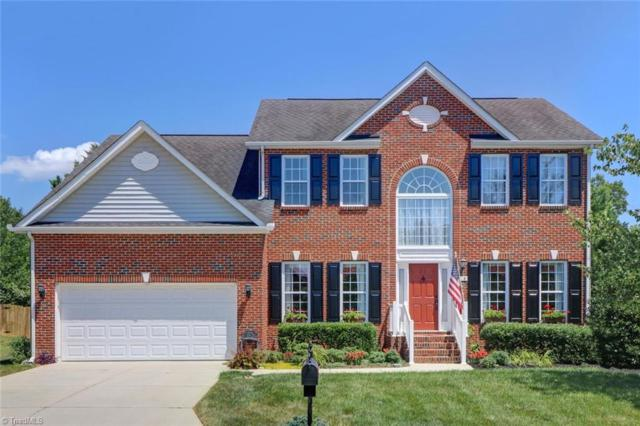 6918 E Whirlaway Court, Whitsett, NC 27377 (MLS #938935) :: HergGroup Carolinas | Keller Williams