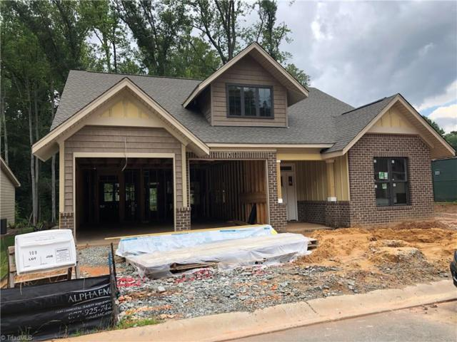 109 Beckham Drive, Greensboro, NC 27455 (MLS #939068) :: Kim Diop Realty Group